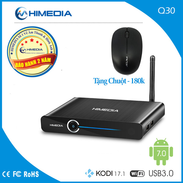 Android TV Box Himedia Q30 Android 7.1