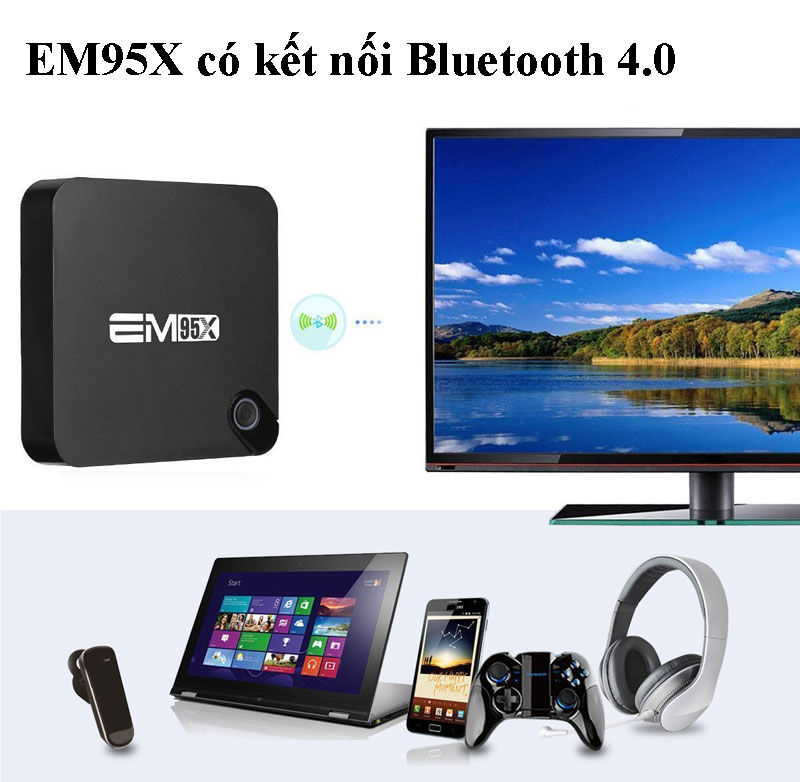 Android TV Box Enybox EM95X
