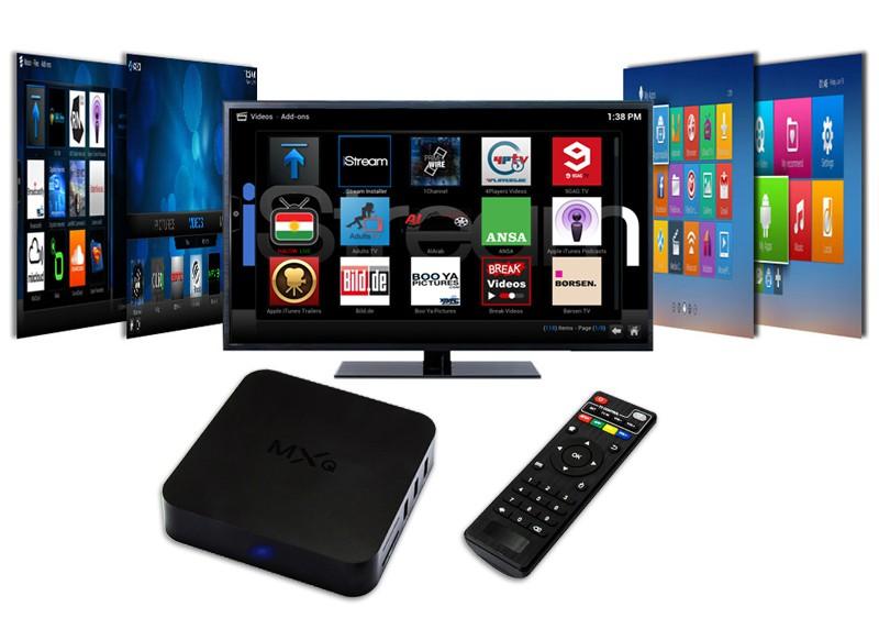 Android Tivi Box cài đặt ứng dụng K+