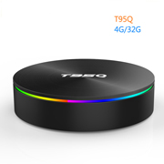 Android TV Box T95Q Ram 4GB, Android 8.1