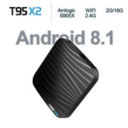 Android tv box Enybox T95 X2 Ram 2GB Rom 16GB Android 8.1