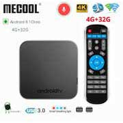 Android tv box Mecool KM9 Android 8.1 Ram 4GB-Rom 32GB